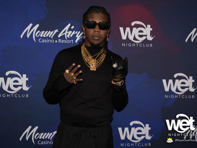 Trinidad James @ Wet Nightclub - Wet Nightclub